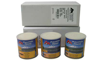 3 Month Food Kit - Mountainhouse freeze dried food | EVAQ8 Emergency Preparedness Food Kit
